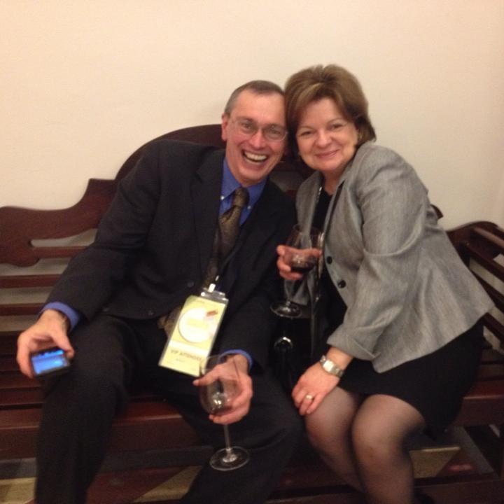 Tim and Bobbi