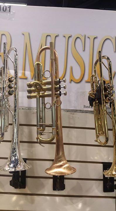Breitenbach Trumpets