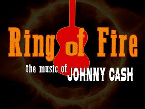 Ring of Fire Coming to Raue Center this Summer Opening Night July 6th