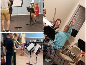 PIano Trends Summer Band Camp Opens at Raue Center