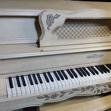 Chickering Piano Demo