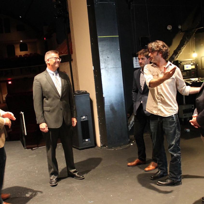 raue congressman backstage 2