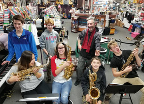 Jazz Trenders Coming to Raue Center Thursday April 18