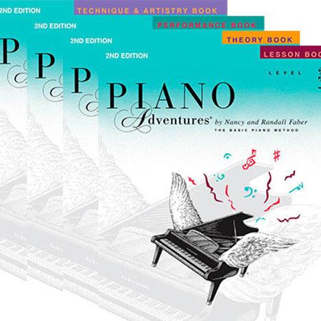 Piano Adventures Level 3A