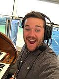 john benedeck at wrigley organ.jpg
