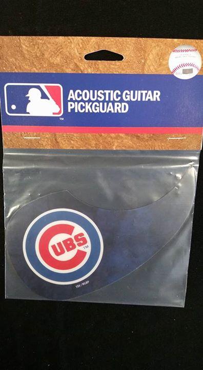 Chicago Cubs PickGuard