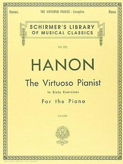 Hanon - The Virtuoso Pianist