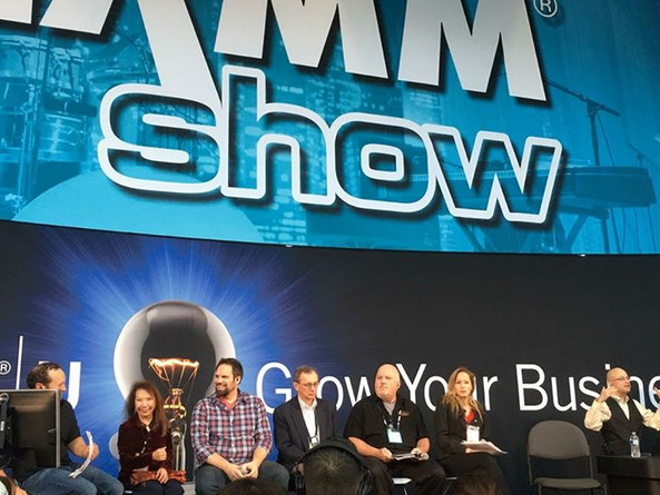 Honored to be part of namm educational s