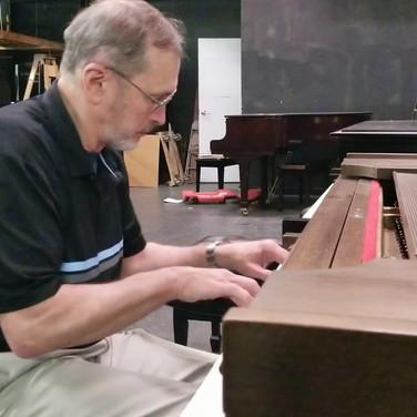 Steinway M Grand Piano Demonstration