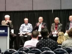 Tim Paul  Joins Bob Popyk Panel Discussion At NAMM Show