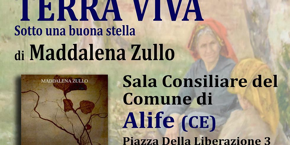 """Il libro di Maddalena Zullo """"Terra Viva"""""""
