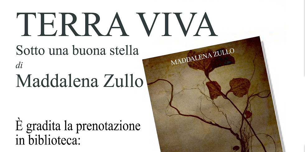 """""""Terra Viva"""" di Maddalena Zullo"""