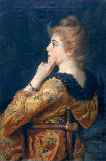 Ritratto Elvira Biasiello