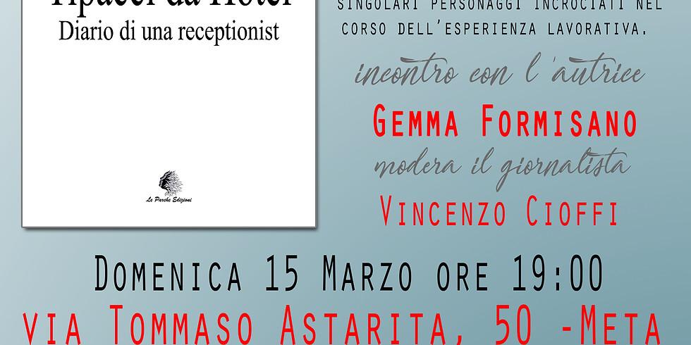 Libriamo con Gemma Formisano