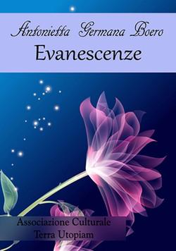 copertina Evanescenze Germana