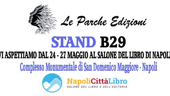 Fiera del Libro a Napoli