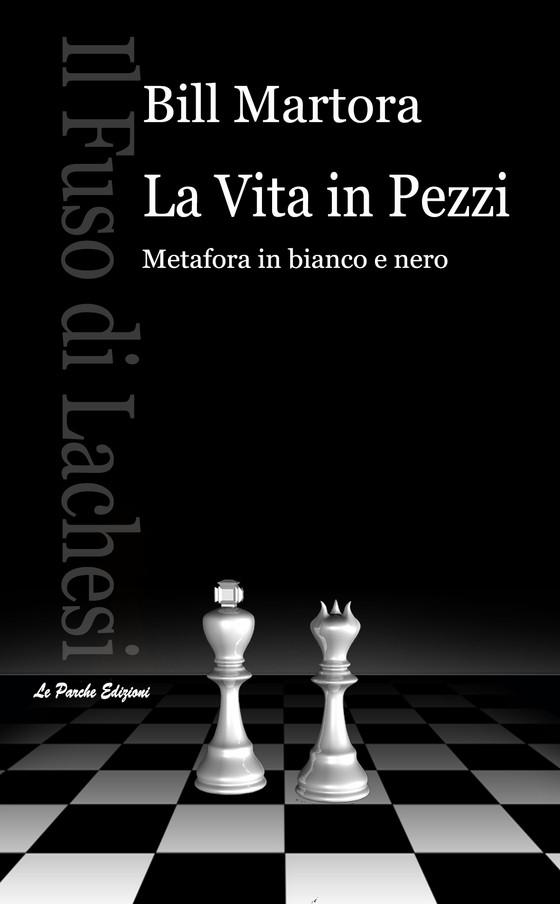 La Vita in Pezzi - Metafora in bianco e nero.