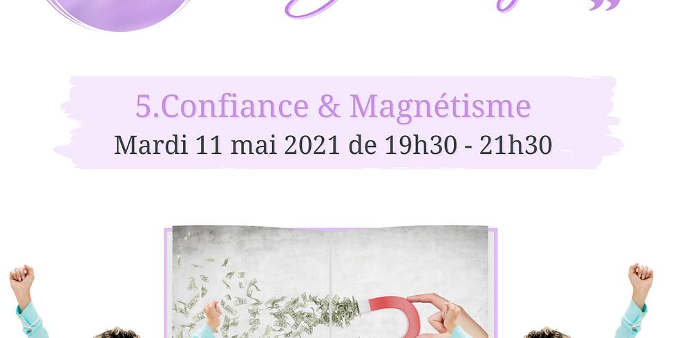 """""""J'aime l'argent"""" - Confiance & Magnétisme"""