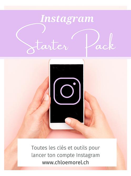 Instagram Starter Pack