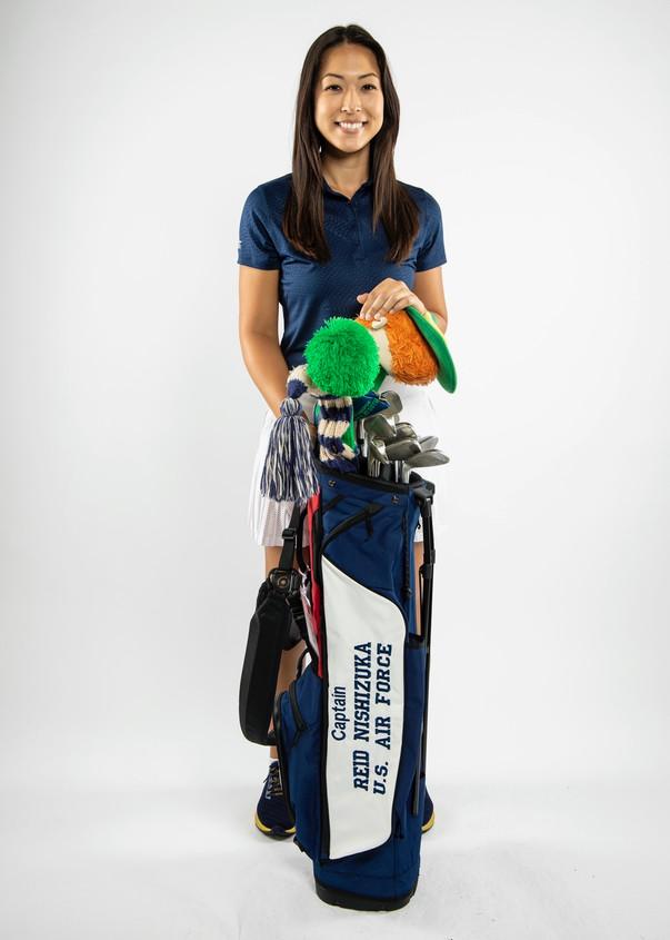 Notre Dame Women's Golf Honors Reid