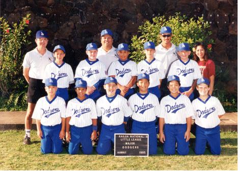 1995 Dodgers