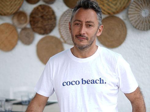 Coco Beach - T-shirt mots niçois - Farni