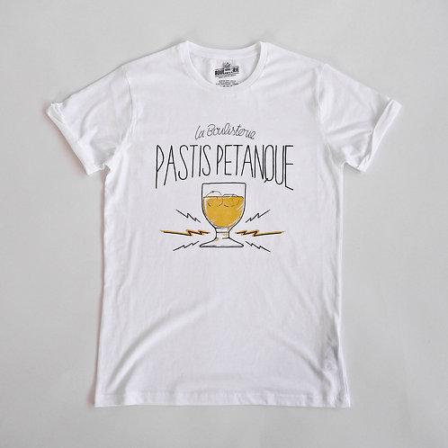 T shirt Pastis Petanque Homme La Boulisterie