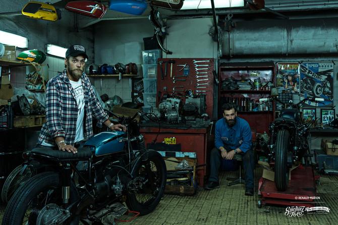 Têtes dans le Guidon - Blitz Motorcycles