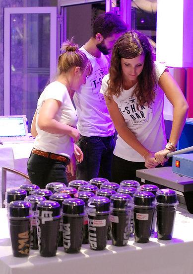 Team building - Soirée T-Shirt Bar - Nice Cannes Monaco Antibes Marseille Paris