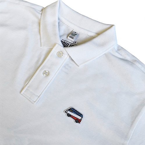 Polo Patch Estafette Homme La Boulisterie