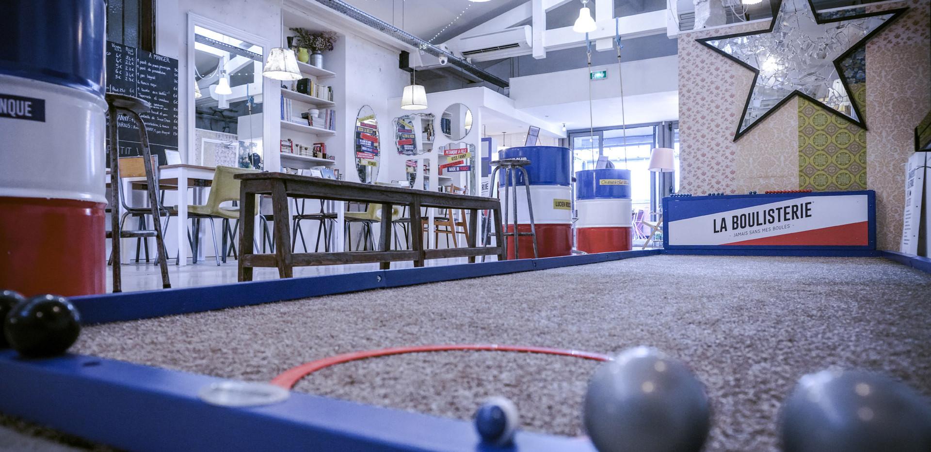 LA BOULISTERIE CLUB Bar à boules