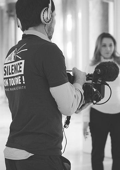 Team Building Movie Making Activity Côte d'Azur