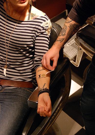 Team Building Tattoo Bar Vintage Nice Cannes Monaco Antibes Marseille
