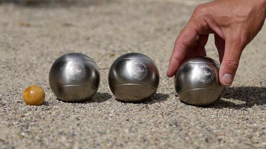 Boules de petanque Obut - Made in France