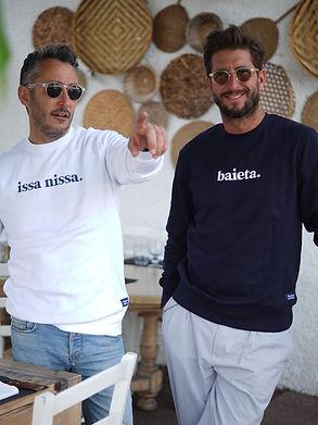 Sébastien Pandolfi et Guillaume Lieutier