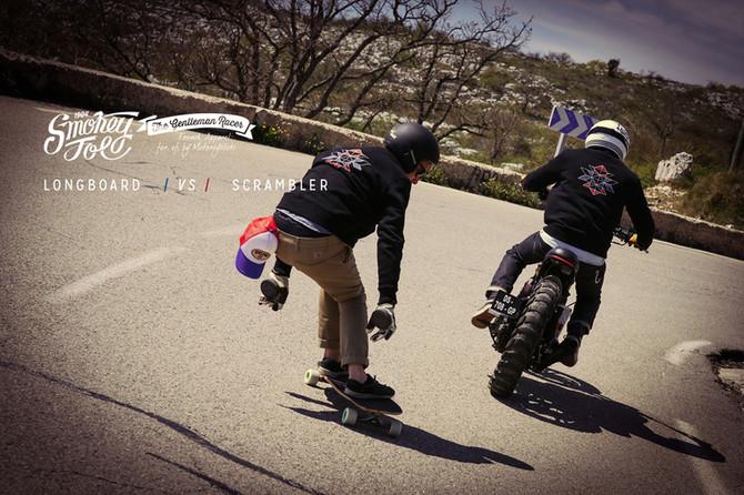Longboard | vs | Scrambler : Shooting Jean-Sylvain Marchessou