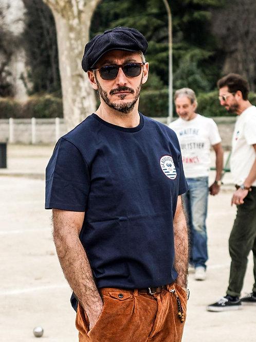 T-shirt  Logotype La Boulisterie Club - Jack & Jones x La Boulisterie