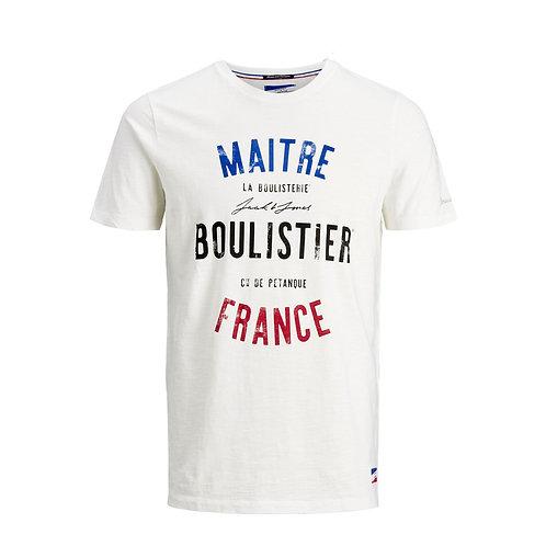 T-shirt Maître Boulistier - Jack & Jones x La Boulisterie
