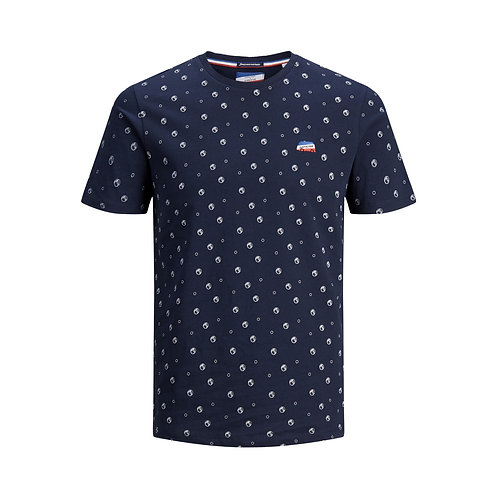 T-shirt de Pétanque Allover - Jack & Jones x La Boulisterie