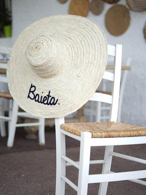 Chapeau provençal Baieta oversize