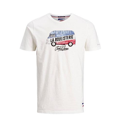 T-shirt Camionnette Fanny - Jack & Jones x La Boulisterie