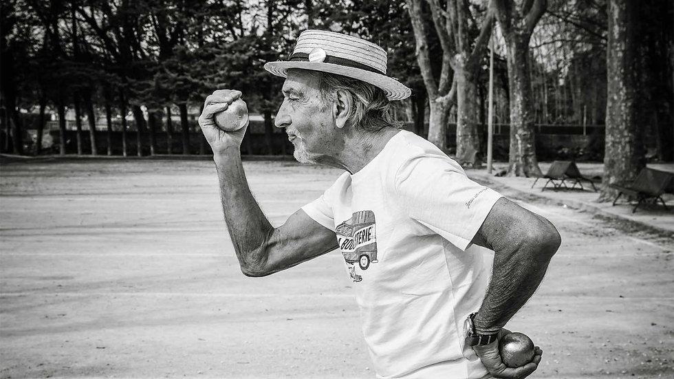 Jack and Jones x La Boulisterie Collection Petanque T-shirt Frenchie.jpg