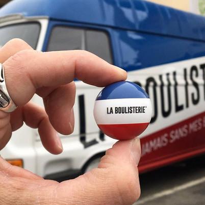 Cochonnet tricolore La Boulisterie