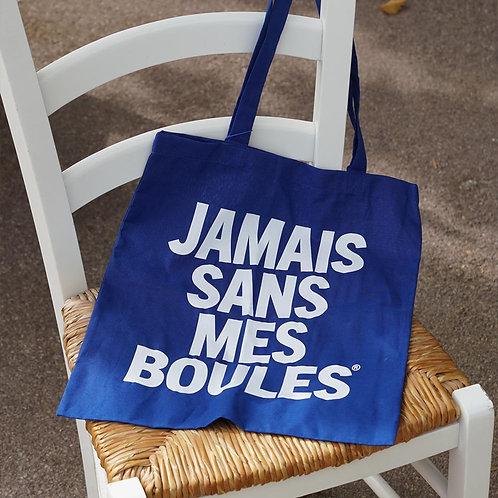 Tote bag Jamais sans mes boules - Jack & Jones x La Boulisterie
