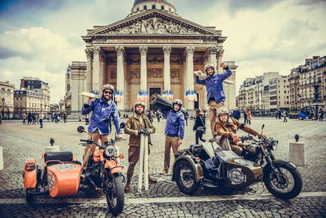 La Boulisterie x Retro Tour Paris
