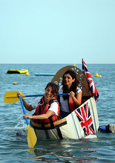 Course de Boîtes à Sardines