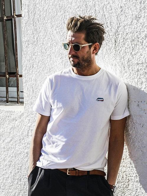 T-Shirt Homme Patch Estafette