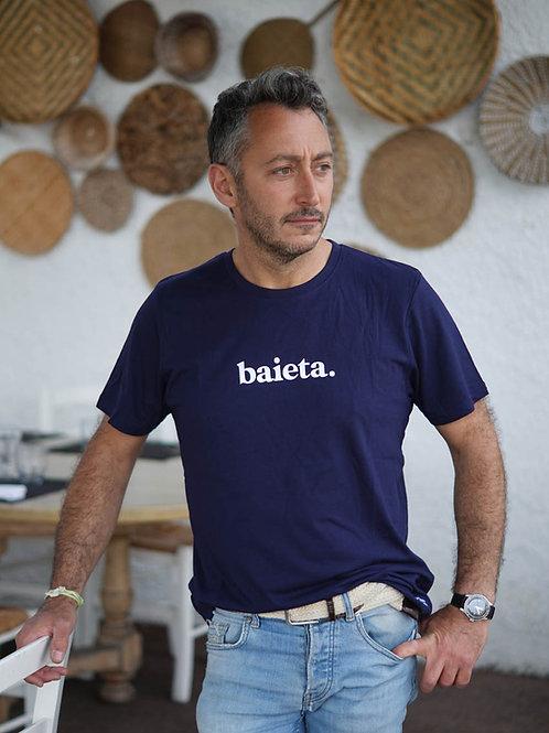 Baieta - T-shirt unisexe Marine