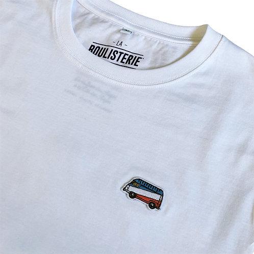 T-Shirt Patch Estafette Homme La Boulisterie