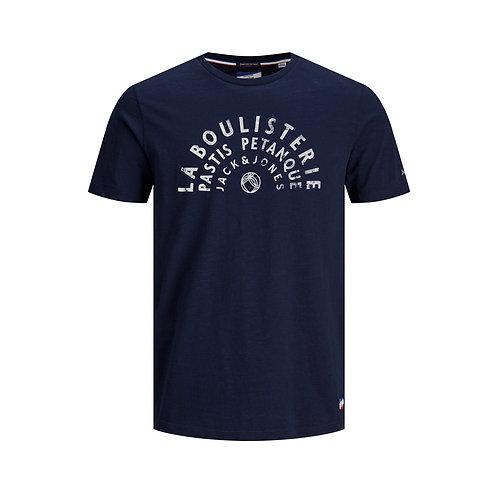 T-shirt Pastis Pétanque Club - Jack & Jones x La Boulisterie